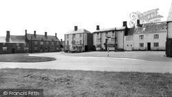 Deddington, Market Square c.1960