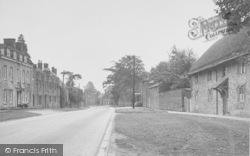 Deddington, New Street c.1950