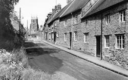 Deddington, Philcote Street c.1960