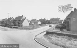 Deddington, The Paddocks c.1965