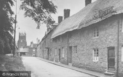 Deddington, The Village c.1955