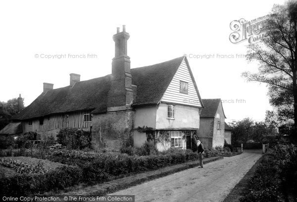 Dedham, © Copyright The Francis Frith Collection 2005. http://www.francisfrith.com