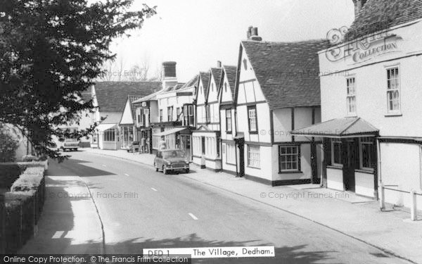 Dedham © Copyright The Francis Frith Collection 2005. http://www.francisfrith.com