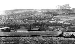 Deepcar, From Greenmoor c.1955