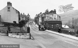 Deepcar, Manchester Road c.1955