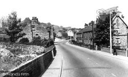 Deepcar, Manchester Road c.1960