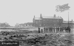 Blackdown Camp, 2nd Brigade 1906, Deepcut