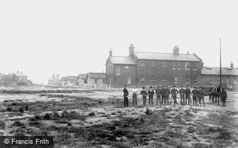 Deepcut, Blackdown Camp, 2nd Brigade 1906