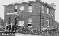 Blackdown Camp, 2nd Brigade Office 1906, Deepcut