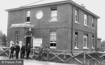 Deepcut, Blackdown Camp, 2nd Brigade Office 1906