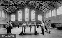 Blackdown Camp, Gymnasium 1906, Deepcut