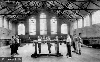 Deepcut, Blackdown Camp, Gymnasium 1906