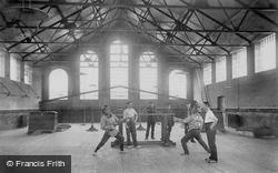Blackdown Camp, Gymnasium, 'the Engage' 1906, Deepcut