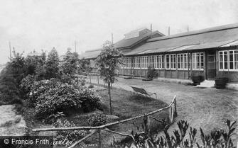 Deepcut, Blackdown Camp, Officers' Quarters 1908