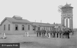 Blackdown Camp, Sergeants Mess 1906, Deepcut