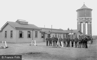 Deepcut, Blackdown Camp, Sergeants' Mess 1906