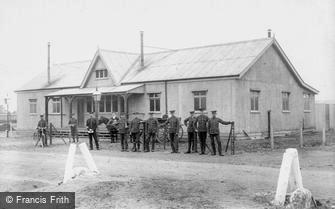 Deepcut, Blackdown Camp, Wesleyan Institute 1906