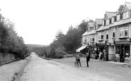 Deepcut, Blackdown Road 1908