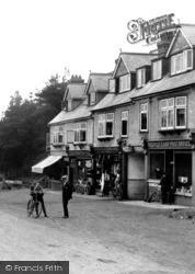 Blackdown Road Shops 1908, Deepcut