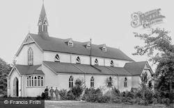 Deepcut Camp, Garrison Church 1906, Deepcut