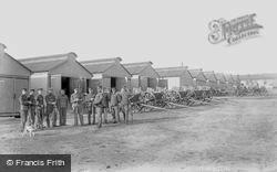 Deepcut Camp, Gun Park 1906, Deepcut