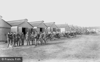 Deepcut, Deepcut Camp, Gun Park 1906