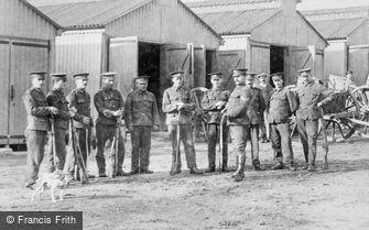 Deepcut, Deepcut Camp, Soldiers, Gun Park 1906