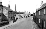 Deeping St James, Church Street c1965
