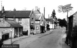 Deeping St James, Church Street c.1965