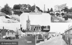 Deeping St James, Composite c.1965