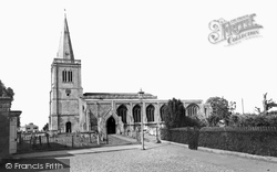 Deeping St James, Priory Church c.1965