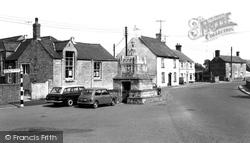 Deeping St James, The Cross c.1965