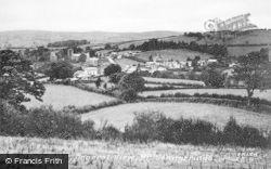 Defynnog, General View c.1955