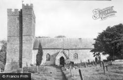 Defynnog, The Church c.1955
