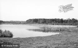 Delamere, Pond c.1955