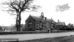 Delamere, The School c.1960