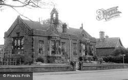 The School c.1960, Delamere