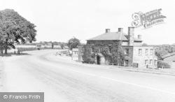 Delamere, The Village c.1955