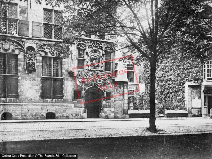 Photo of Delft, Gemeenlandshuis c.1920