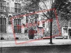 Gemeenlandshuis c.1920, Delft