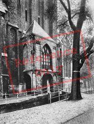 Oude Kerk c.1920, Delft
