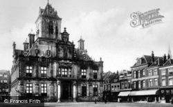 Studhuis c.1920, Delft