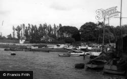 Dell Quay, c.1960