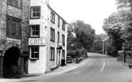 Delph, Huddersfield Road c1955