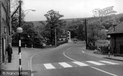 Huddersfield Road c.1955, Delph