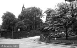 Independent Church c.1955, Delph
