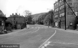 Oldham Road c.1955, Delph