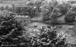 Stoneswood House c.1955, Delph