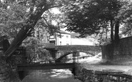Delph, the Bridge c1955