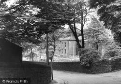 The Lodge c.1955, Delph